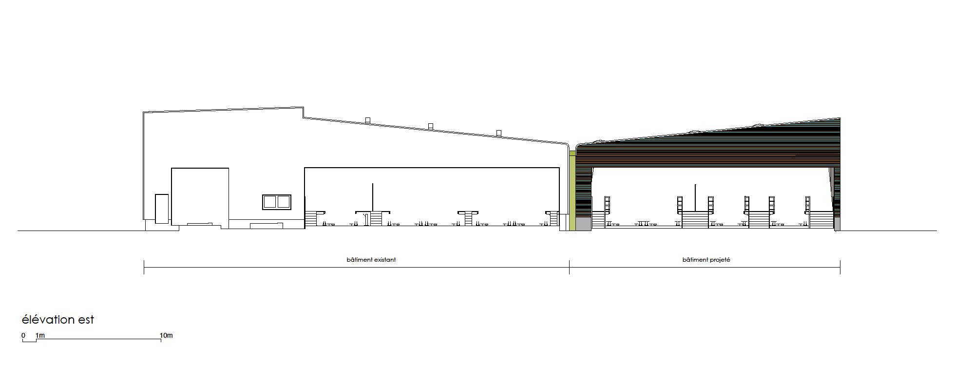 dron-facade