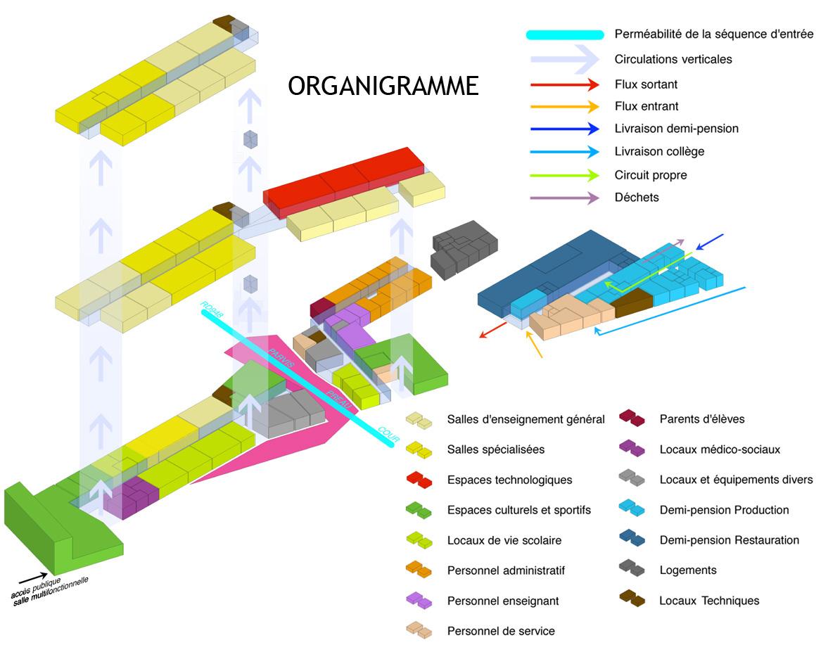 steenvoode organigramme