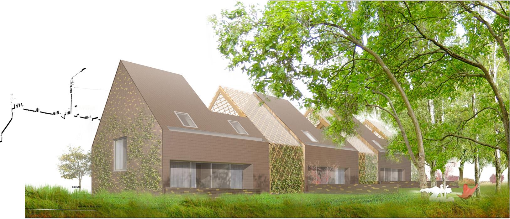 steenvoode pers maisons